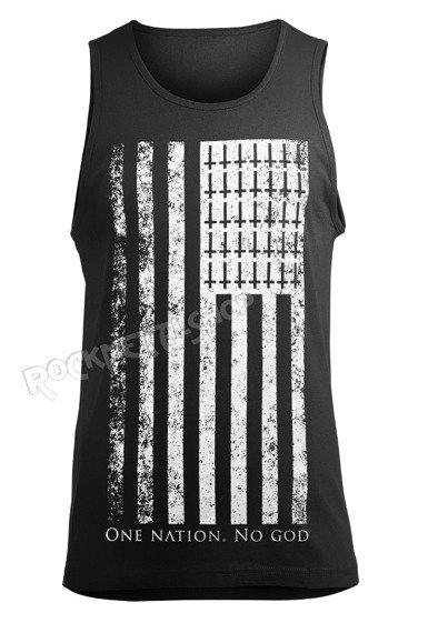 koszulka na ramiączkach  BLACK CRAFT - ONE NATION NO GOD