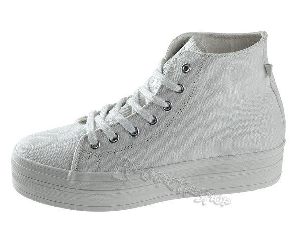 trampki ALTERCORE białe (451 WHITE HF01-HIGH)